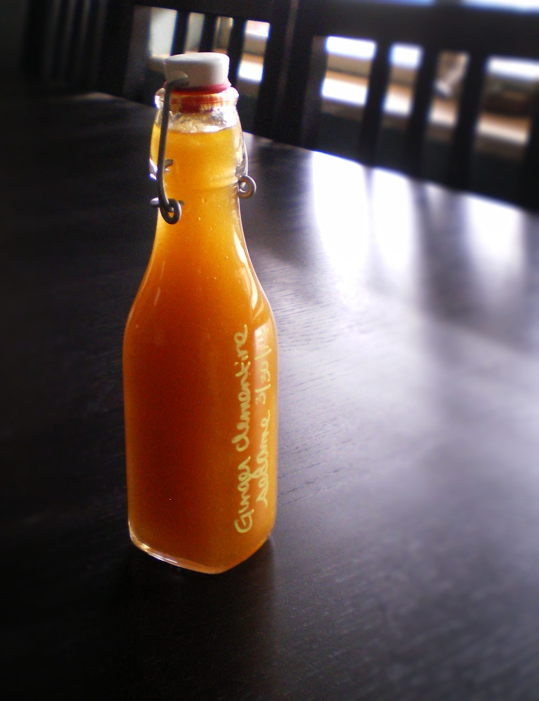 Clementine Ginger Dressing