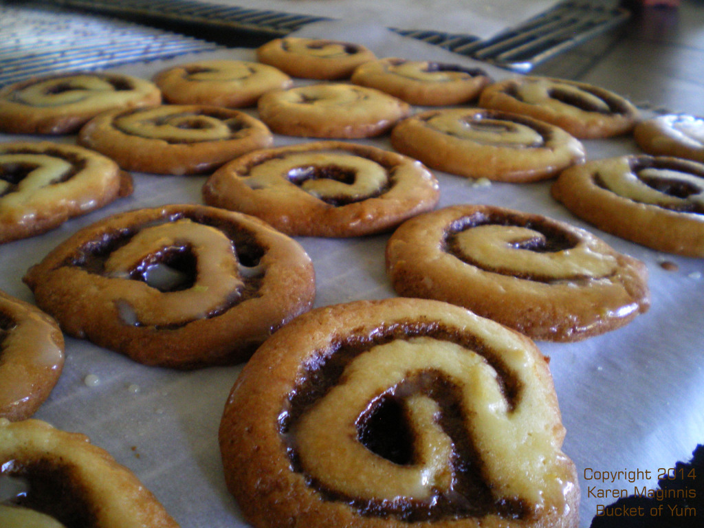 Cinnamon Swirl Cookie