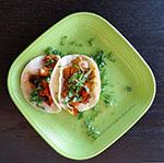 Tacos de Camotes (Sweet Potato Tacos)